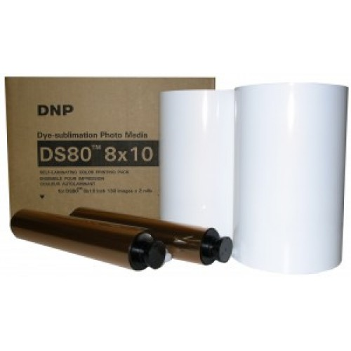 Dnp 8 X 10 Print Pack For Dnp Ds 80 Printer