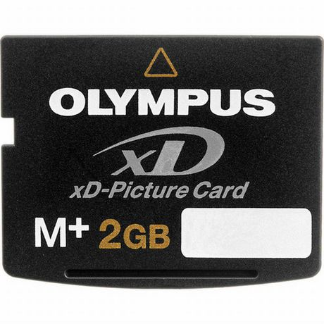 Olympus 2GB XD M High Speed Picture Card